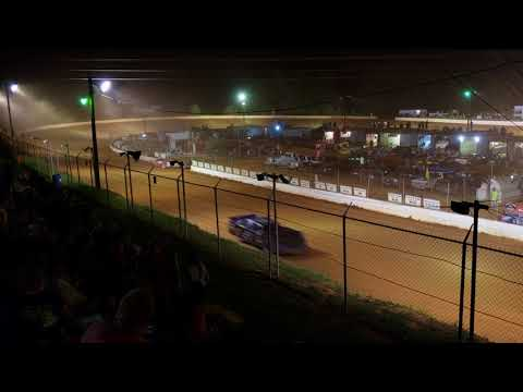 602 Crate Main at Laurens Speedway 6/9/18