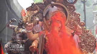 Chinchpokli cha Chintamani Visarjan 2016 : Mumbai Ganesh Chaturthi   Mumbai Attractions