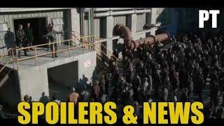 The Walking Dead Season 8 News & Spoilers Filming News Graduation News & More