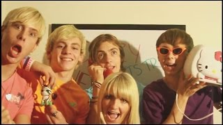 R5 TV - The Making Of 'Crazy 4 U'