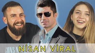 Gençlerin Tepkisi: Nisan Viral Videoları