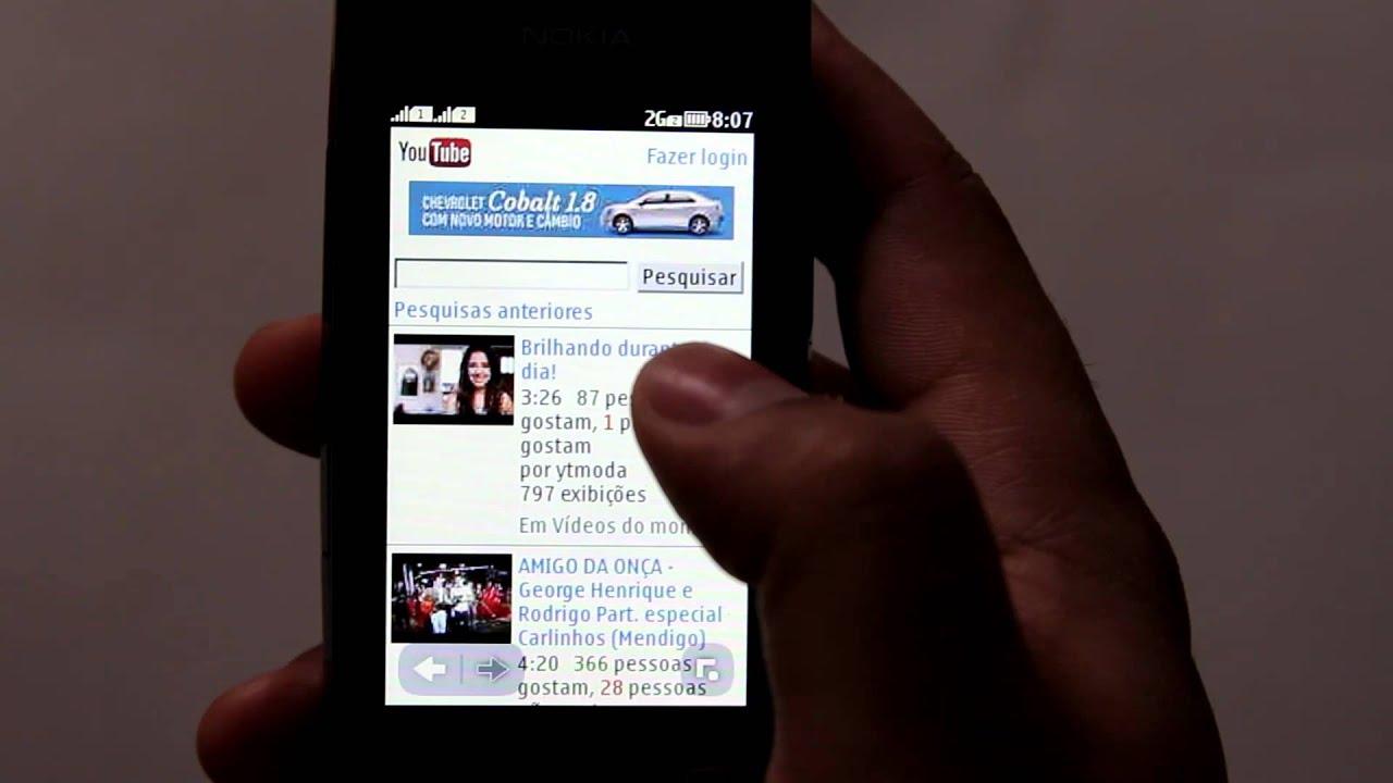 Nokia Asha 305 Mic Replacing/Repair/Changing 100% Solution - YouTube