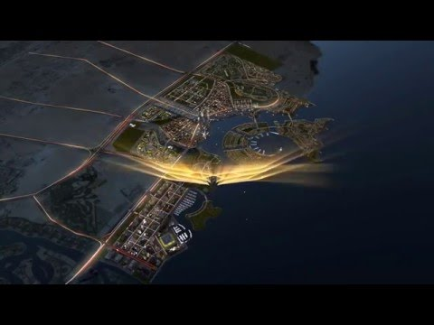 "Grow with the Richest Country - ""Qatar""   -  Lusail City Development"