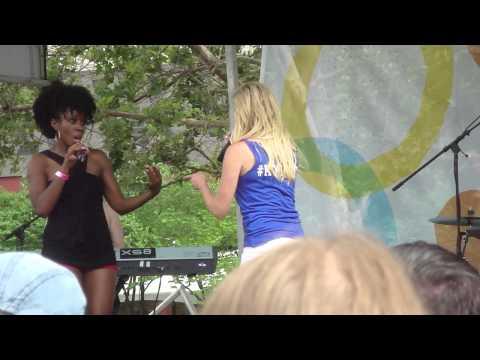 Laura Bell Bundy - Kentucky Dirty (Live CMA Fest 2014)