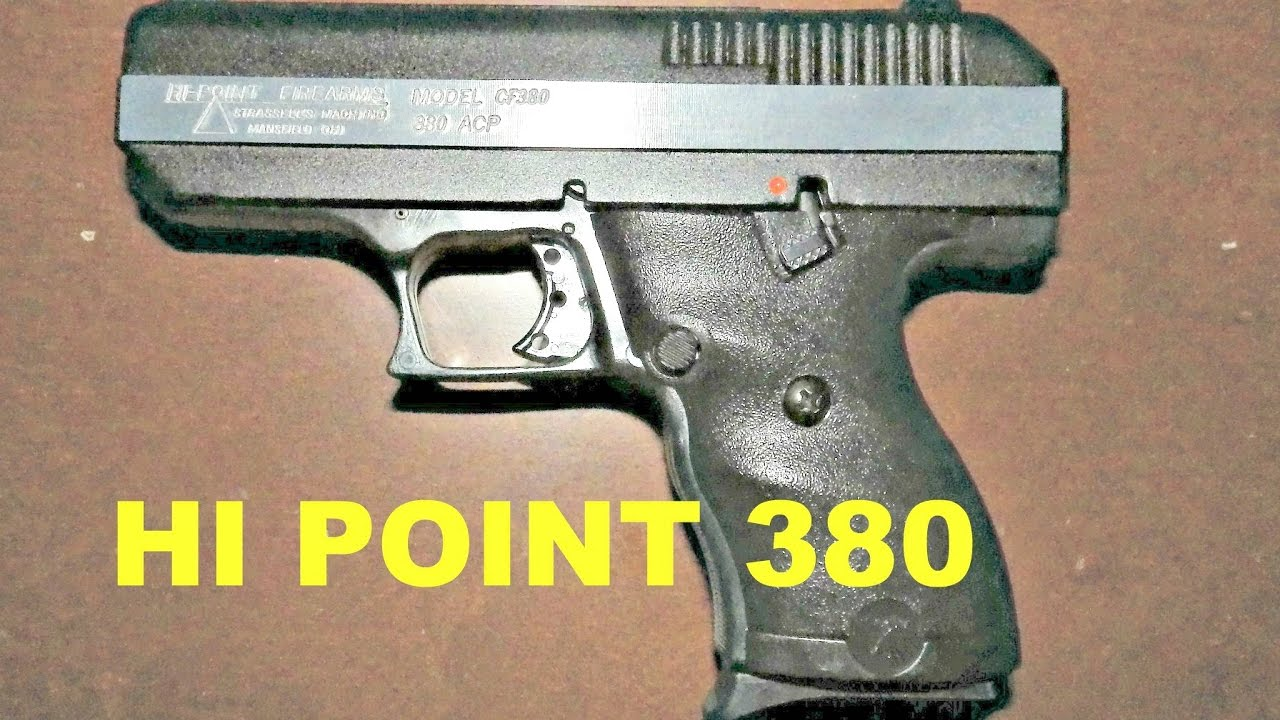 Hi Point Firearms CF380 Handgun