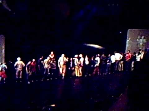 Patch Adams: mooning en el Miguel Angel Asturias de Guatemala