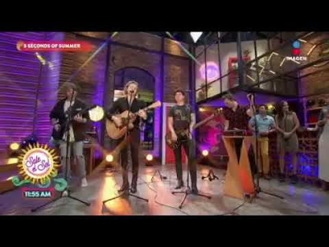 5 Seconds Of Summer - Youngblood (Acoustic in Sale El Sol)