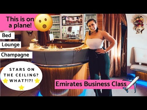 Luxury Travel to Dubai | Emirates Business Class + Chauffeur Service