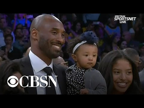 NBA legend Kobe