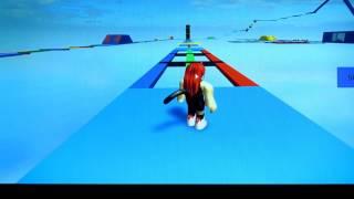 Skooka Gaming~Roblox~SLIDE INTO DONALD TRUMP!!!!~pt.2