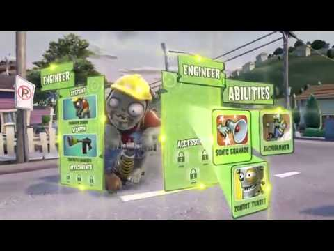 Download Plants Vs. Zombies: Garden Warfare (PC) Torrent