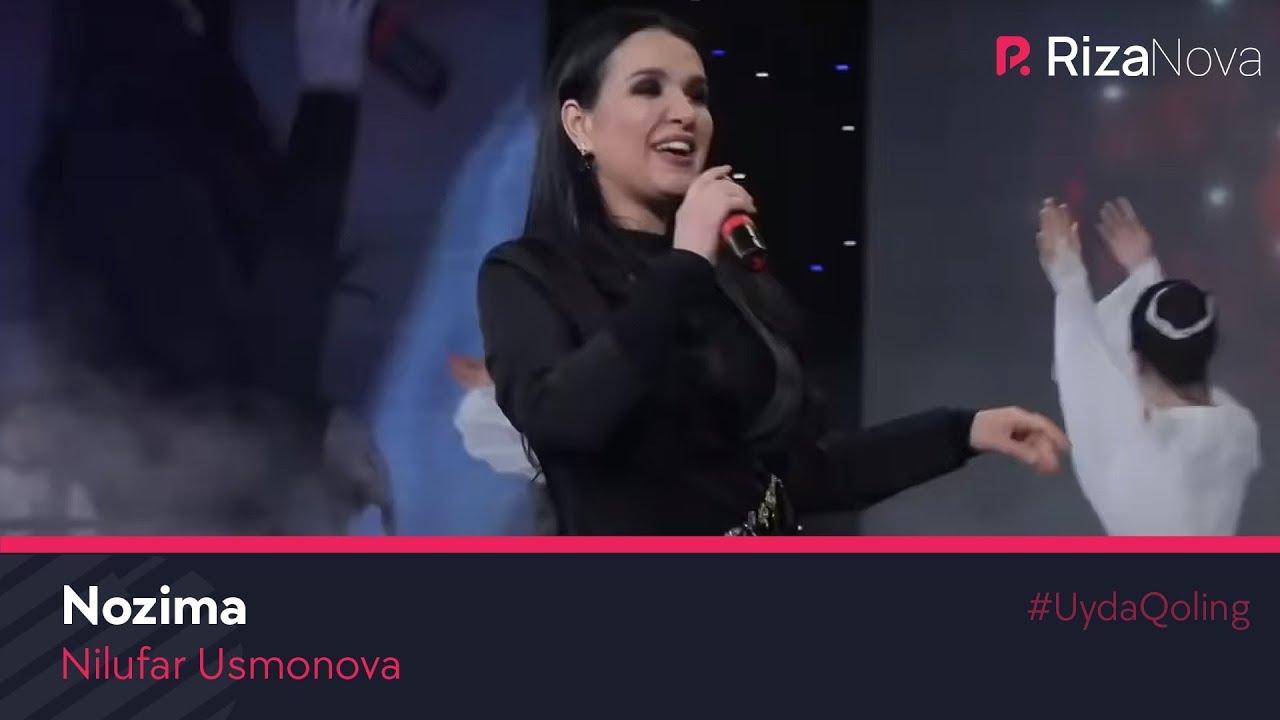 Nilufar Usmonova - Nozima (Asraydi albom taqdimotidan 2020) #UydaQoling