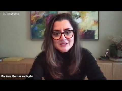 Mariam Memarsadeghi on Iran's election to UN women's rights commission