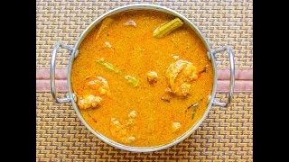 Konkani style Prawns Curry