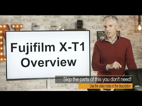 X-T1 Overview Training Tutorial