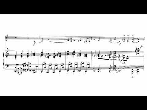 Charles Ives - Violin Sonata No. 1 [1/3]