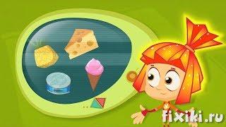 Фикси - советы - Как правильно питаться! - Сообщества - обучающий мультфильм для детей