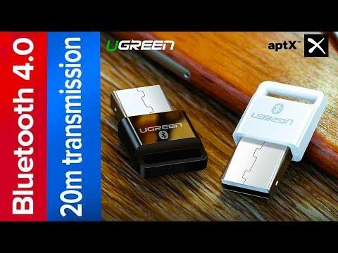 Блютуз адаптер UGREEN - Самый надежный Bluetooth adapter UGREEN для компьютера