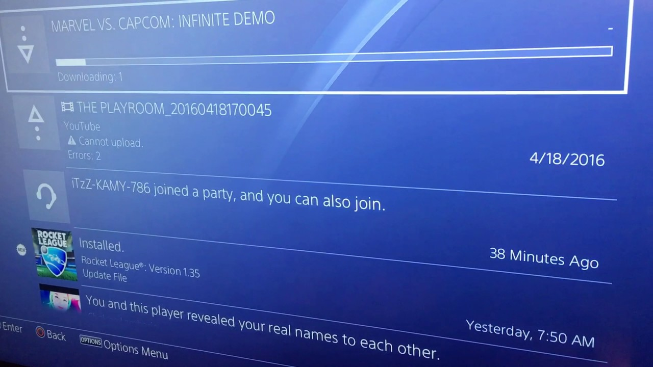 Start PS4 Game Downloads Remotely From a Browser