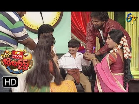 Punch Prasad, Naughty Naresh Performance | Extra Jabardasth | 17th November 2017 | ETV Telugu