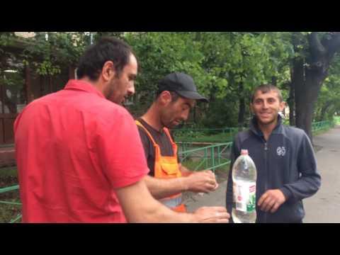 Дагестанец хотел подъебать армянина!)