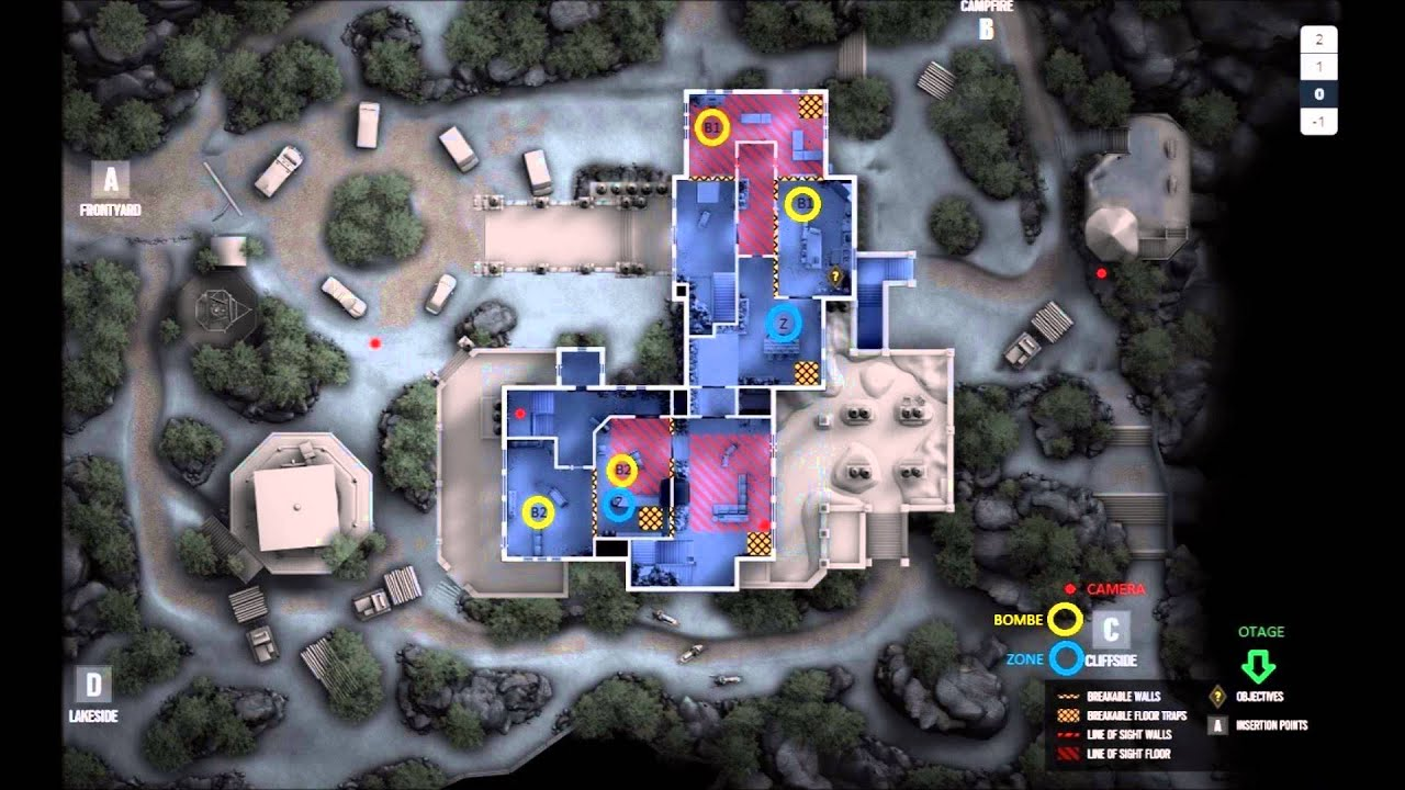 Rainbow Six Siege New Maps Some Rainbow Six Siege Maps May Be Out Of Rotation Forever Egmnow   Rainbow  Six Siege New Maps