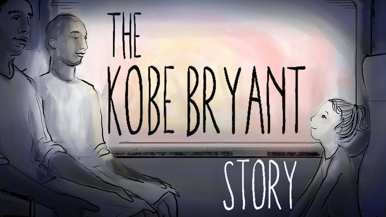 The time Kobe Bryant asked a 10-year-old girl for life advice