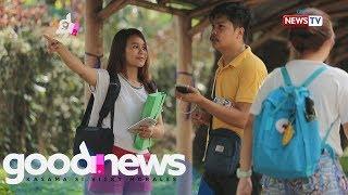 Good News: Naligaw na PWD, paano tutulungan ng mga tao? | Social experiment Video