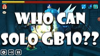 Who Can Solo GB10!?