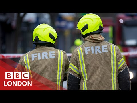 Fueling London's Firefighters - BBC London