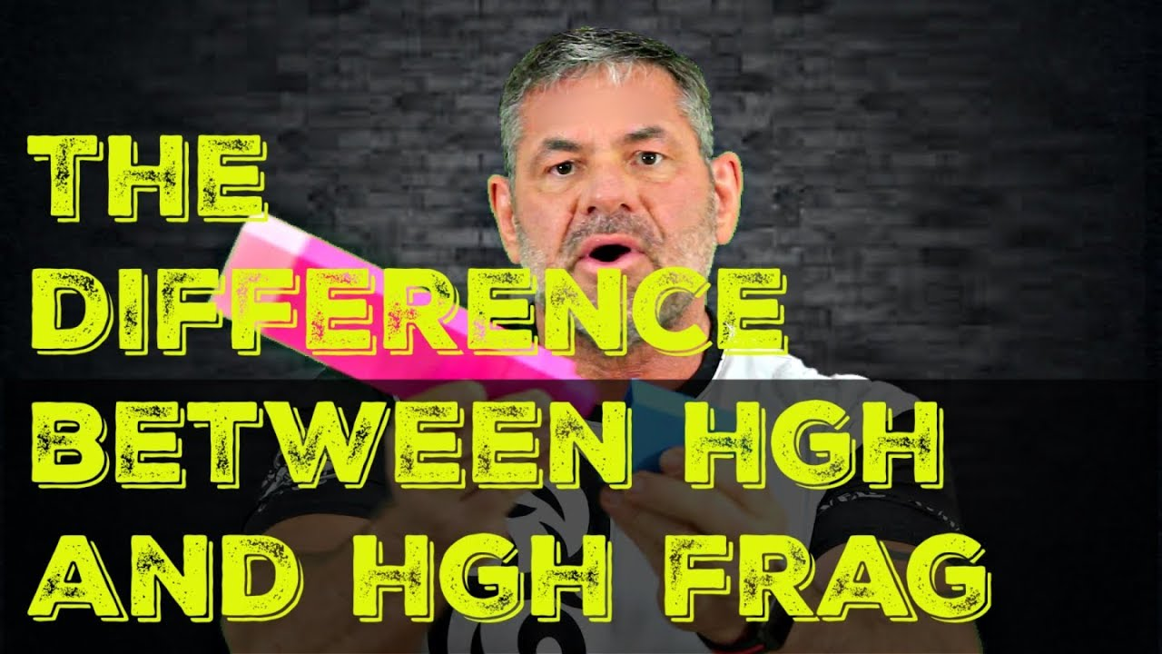 The Difference Between HGH and HGH Frag
