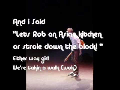 High School Party ( Girl ) - Bo Burnham Lyrics