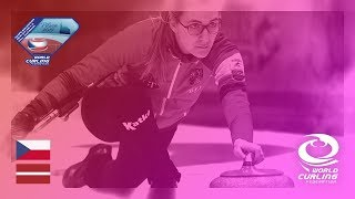 Czech Republic v Latvia - Women - Olympic Qualification Event 2017