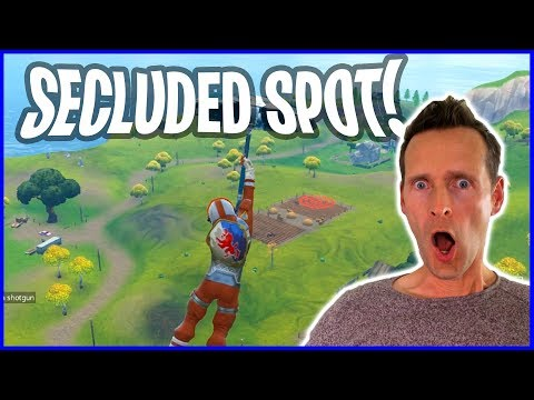 Distant Landing Spots in Fortnite DUO with Ronald