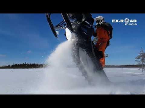 Снегоходы BRP LYNX