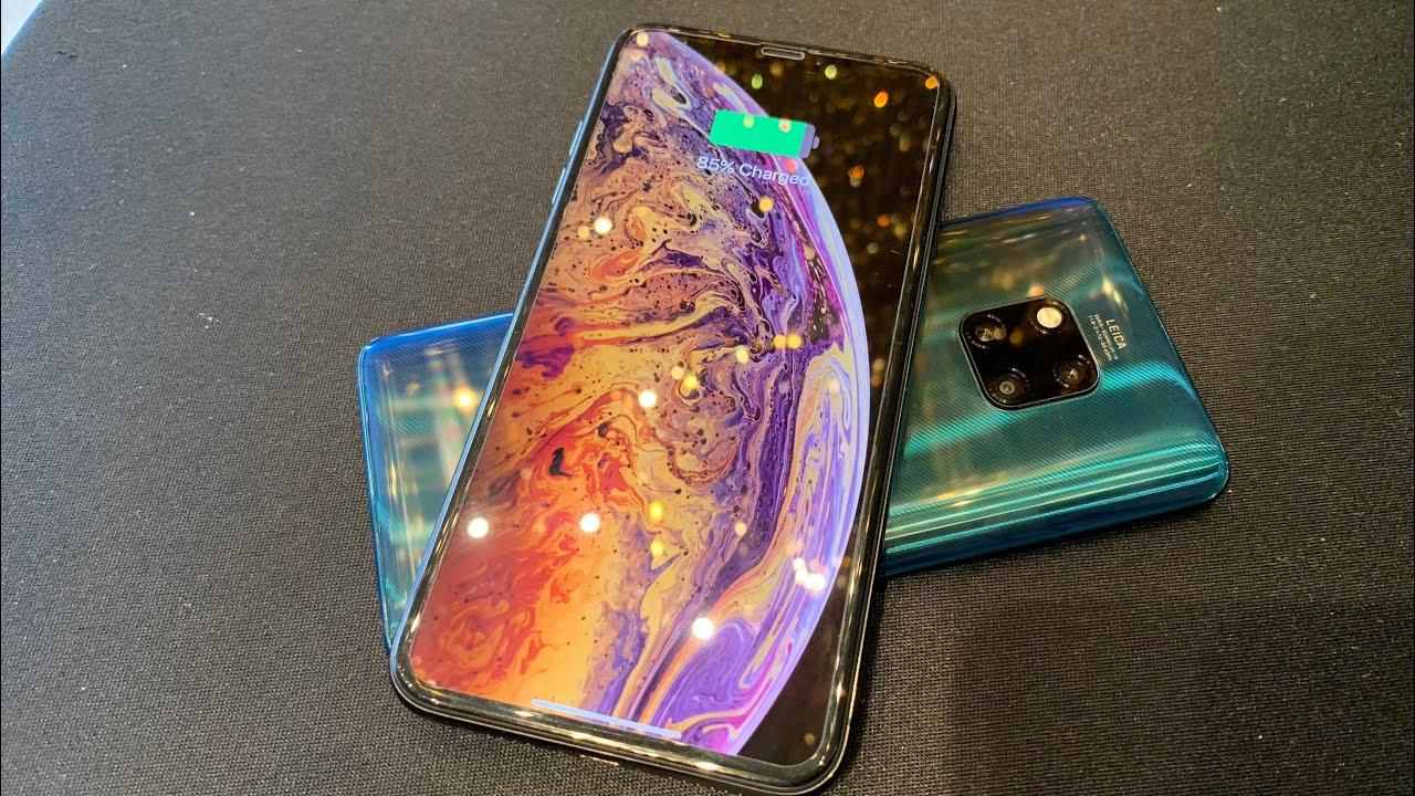 Huawei Mate 20 Pro Hands-On: Everything But The Kitchen Sink