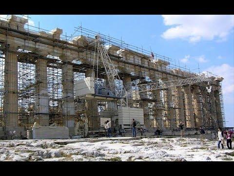 Parthenon marbles restoration - Part 5