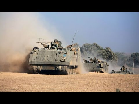 Psalm 83 : Israel expands Operation Protective Edge deeper into the Gaza Strip (Jul 21, 2014)