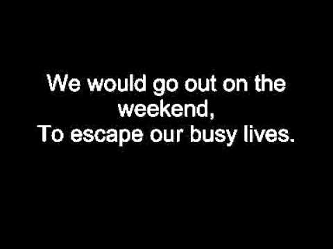 All Time Low - Daydream Away with lyrics