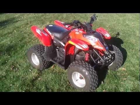 2007 Polaris Predator 90 ATV for sale