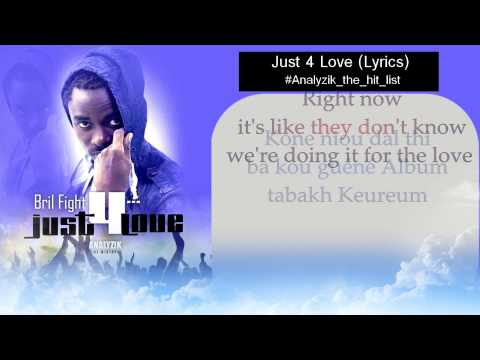 Bril Fight 4...- Just 4 love (Lyrics) (Paroles)