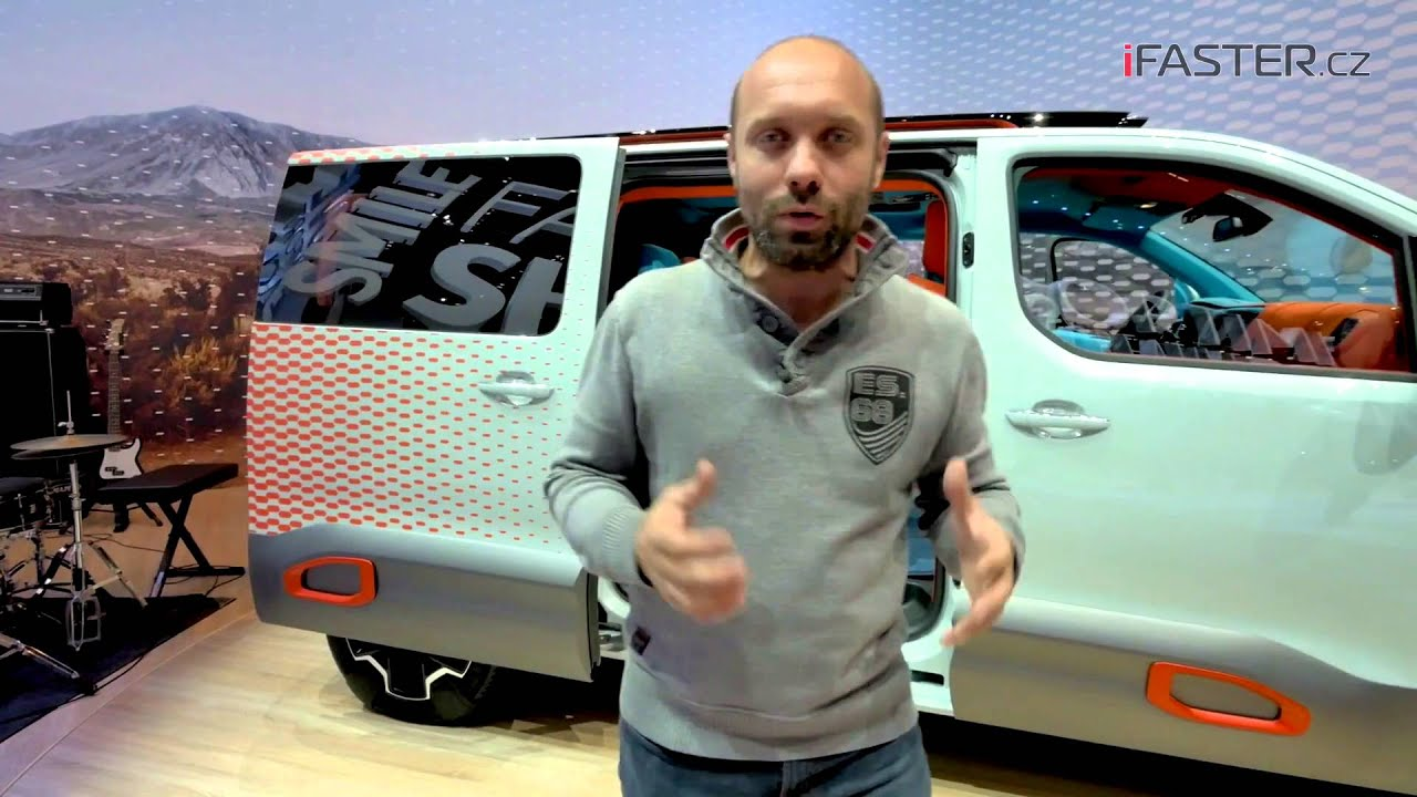 citroen spacetourer dostane pohon 4x4 eneva 2016 youtube. Black Bedroom Furniture Sets. Home Design Ideas