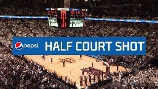 Men's Basketball | Pepsi Half Court Shot