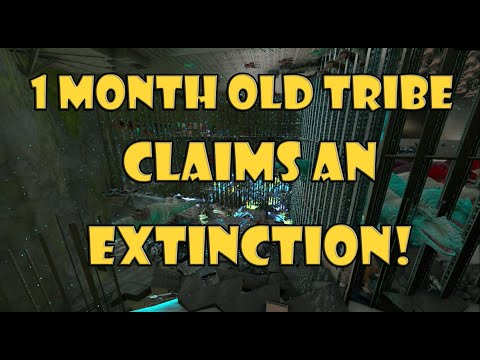 1 MONTH OLD TRIBE CLAIMS EXTINCTION | VST |