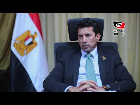 وزير الرياضة يكشف عن مشروع تطوير هيئة استاد القاهرة  - 23:21-2018 / 8 / 15