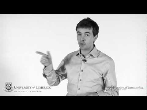 UL 40 Talk Stephen Kinsella -