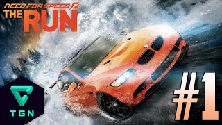 Need for Speed The Run: Historia completa | Gameplay en Español | Walkthrough Parte 1
