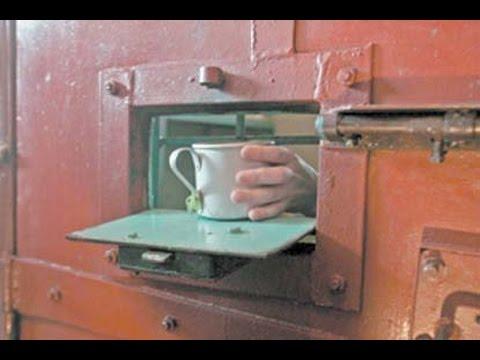 Как делают подкопы в тюрьмах