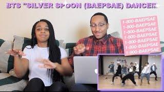Couple Reacts BTS 39 Silver Spoon Baepsae 39 Dance