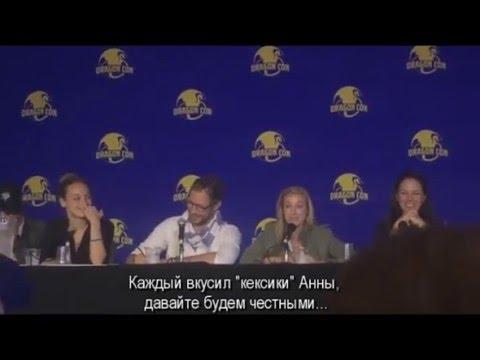 """из разных интервью актёров сериала """"Зов крови"""""""